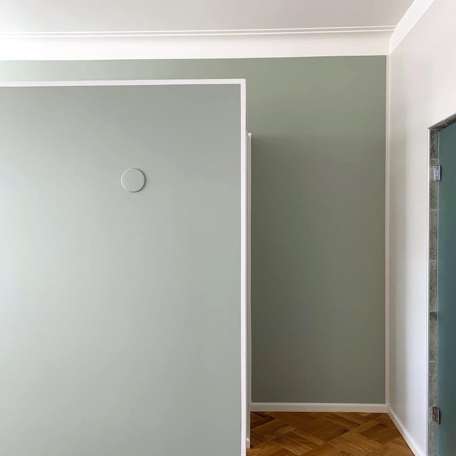 Makuuhuone 3 - Tikkurila Serpentiini